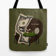 Pick up line Tote Bag