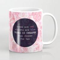 VODKA IS CHEAPER Mug