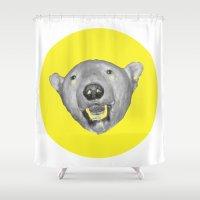 Going Wild 2 Shower Curtain