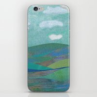 COLLAGE LOVE: Seascape iPhone & iPod Skin