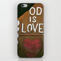Od Is Love iPhone & iPod Skin