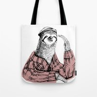 Perezoso Tote Bag