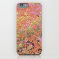 Flower/Fence 2 iPhone 6 Slim Case