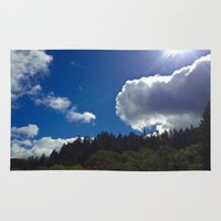Sunny Clouds Rug