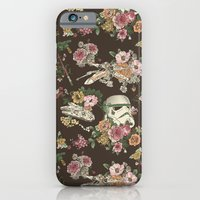 iPhone Cases featuring Botanic Wars by Josh Ln