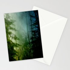 Blue pines Stationery Cards
