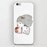 Look iPhone & iPod Skin