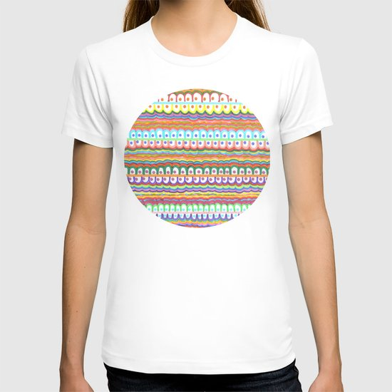 fusion color invasion T-shirt
