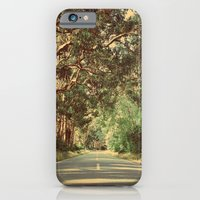 iPhone & iPod Case featuring On the road by Javier Díaz F.