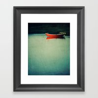 Hyannis Framed Art Print