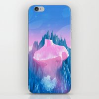 Mount Venus iPhone & iPod Skin