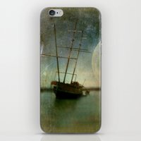 Shipwreck on Lake Ontario iPhone & iPod Skin