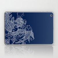 The Koi Fishes Laptop & iPad Skin