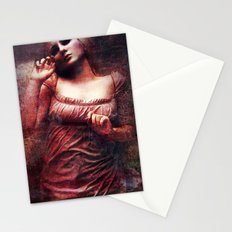 Lividity Among The Dead Stationery Cards