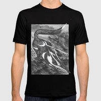 Hunters #2 Mens Fitted Tee Black SMALL