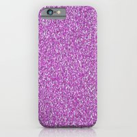 glitter iPhone & iPod Cases featuring Glitter by mailboxdisco