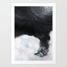 Das Bettelweib von Locarno Art Print
