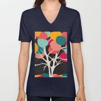 Lovely Tree Unisex V-Neck