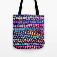 Colourful Layers  - JUST… Tote Bag