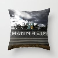 Mannheim Throw Pillow