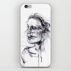 Tremore iPhone & iPod Skin