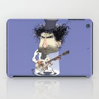 Bob Dylan iPad Case
