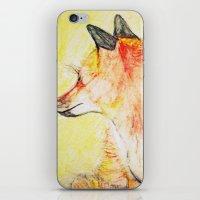 Fox iPhone & iPod Skin