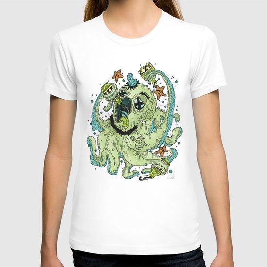 DRUNKTAPUS T-shirt