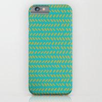 iPhone & iPod Case featuring Emlyn One by Elizabeth Olwen