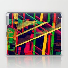 Industrial Abstract Green Laptop & iPad Skin