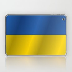 Flag of Ukraine Laptop & iPad Skin