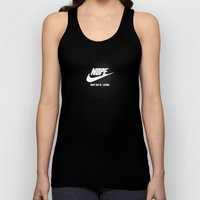 Nope – Just Do It. Later. Unisex Tank Top
