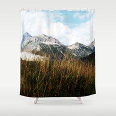 Le Grand Ferrand Shower Curtain