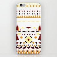 Fall Paterns iPhone & iPod Skin