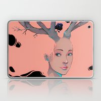 Lady Cornue. Laptop & iPad Skin
