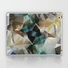Abstract Grunge Triangles Laptop & iPad Skin