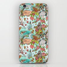 Fairy Tale Tapestry iPhone & iPod Skin
