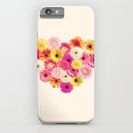 Heart of Flowers  iPhone & iPod Case