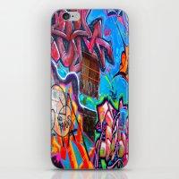 Fidel iPhone & iPod Skin