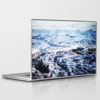surf Laptop & iPad Skins featuring Surf by Leah Flores