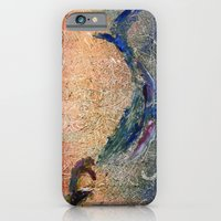 Humpback Whale and Calf iPhone 6 Slim Case