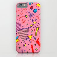 iPhone & iPod Case featuring Summer by Amanda Trader