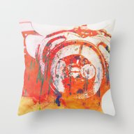 Throw Pillow featuring Love Prevailed by Angela Mayotte