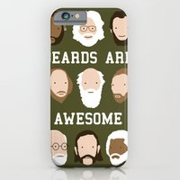 Beards Are Awesome iPhone 6 Slim Case