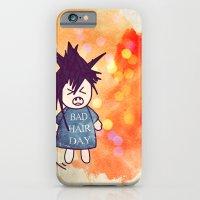 Bad Hair Day iPhone 6 Slim Case