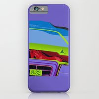 iPhone & iPod Case featuring Lancia Thema by Salmanorguk
