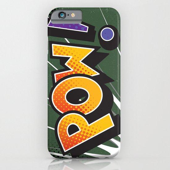POW iPhone & iPod Case
