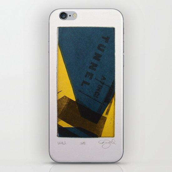 """""""Tunnel"""" iPhone & iPod Skin"""