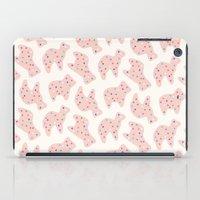 Animal Cookies - in Bubblegum iPad Case