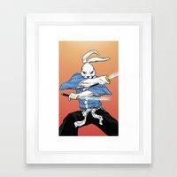 Usagi Yojimbo Framed Art Print